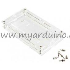 Krabička pro Arduino Mega - transparentní