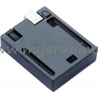 Krabička pro Arduino Uno, Leonardo - černá