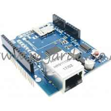 Arduino 100Mbit Ethernet W5100