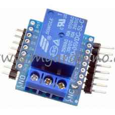 WeMos D1 mini Rele shield