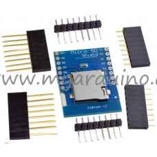 WeMos D1 mini SD shield