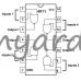Logické obvody CD4011 NAND