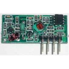 RF 433MHz přijímač