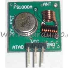 RF 315MHz vysílač