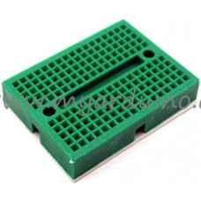 Nepájivé kontaktní pole 170pin propojitelné Zelená