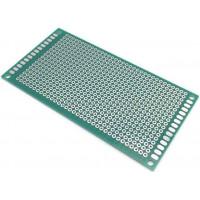 Univerzální vrtaný plošný spoj 5x10 cm, 612 pin, jednostranný