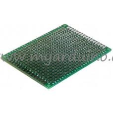 Univerzální vrtaný plošný spoj 5x7 cm, 432 pin, oboustranný