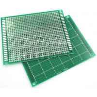 Univerzální vrtaný plošný spoj 7x9 cm, 806 pin, oboustranný