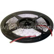 LED pásek 5m 3825 Červená 120LED/m 9,5W/m 12V