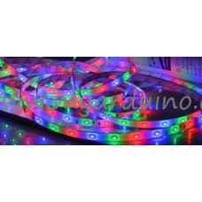 LED pásek 5m 3825 RGB 120LED/m 9,5W/m 12V