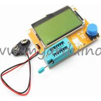 Tester elektronických součástek