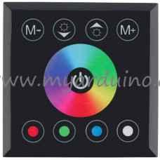 Dotykový ovladač RGBW LED pásku na zeď pro 12V-24V