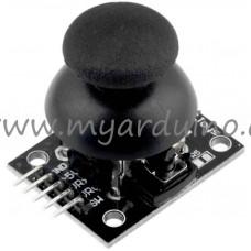 Modul joystick s tlačítkem pro Arduino