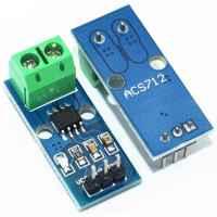 Proudový senzor ACS712 - 20A ampermetr