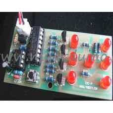 Stavebnice Elektronická kostka