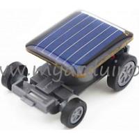 Pidi autíčko na solární pohon