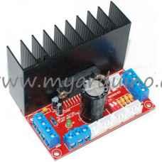 Stavebnice zesilovač 4x41W 12-18V TDA7388