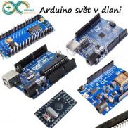 Arduino, WeMos, štíty a desky